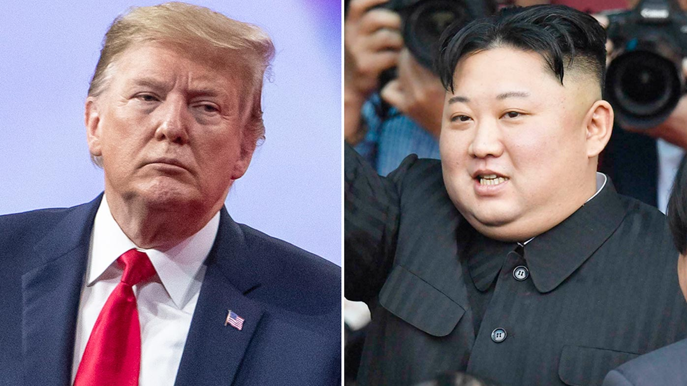 Trump praises 'beautiful' letter from North Korean leader Kim Jong Un