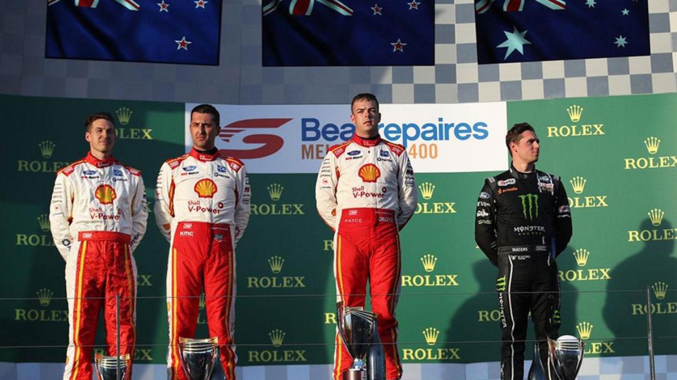 McLaughlin claims Aus GP