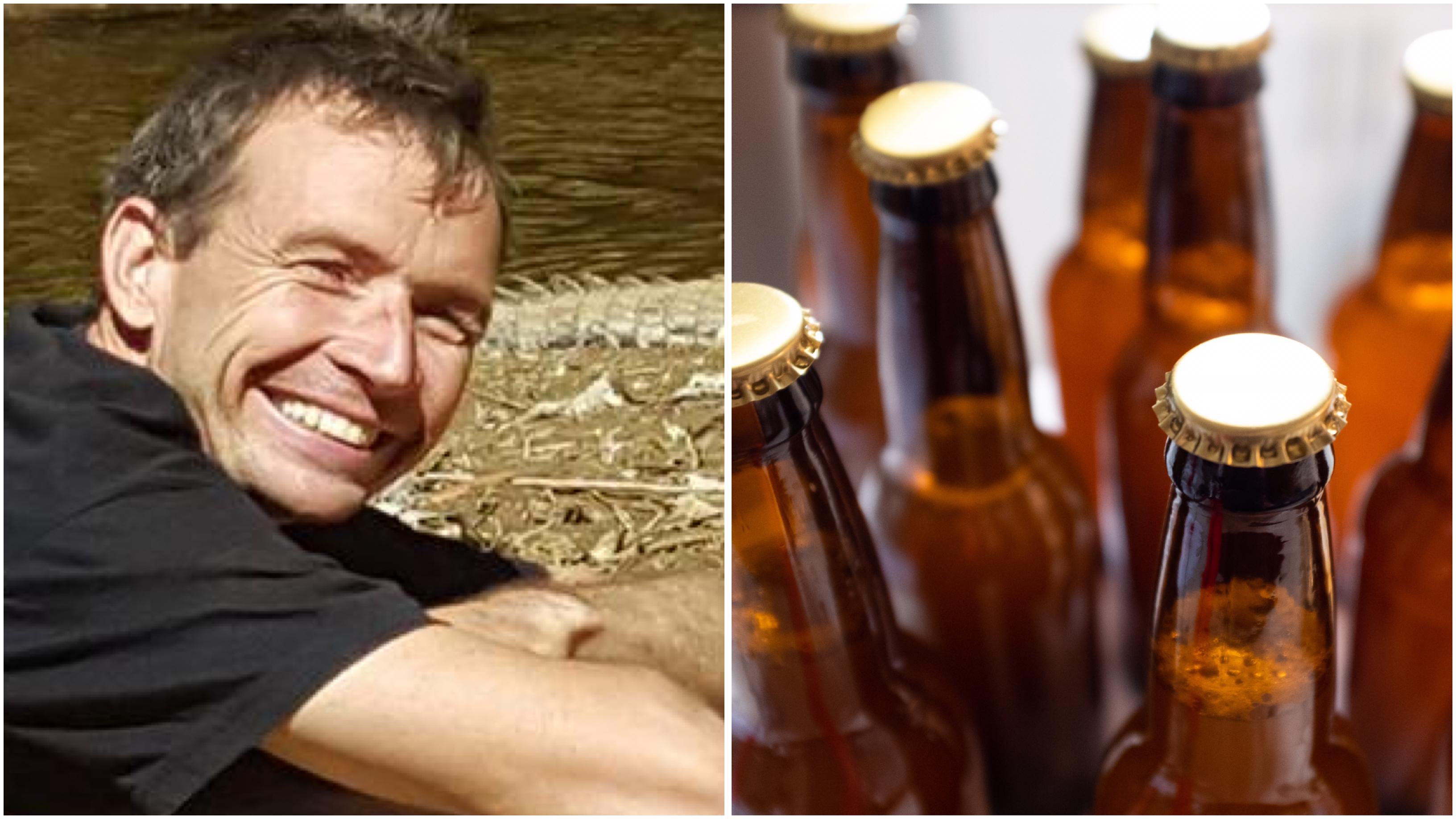 Cyclone Veronica: Karratha man's live stream of his beer fridge goes viral