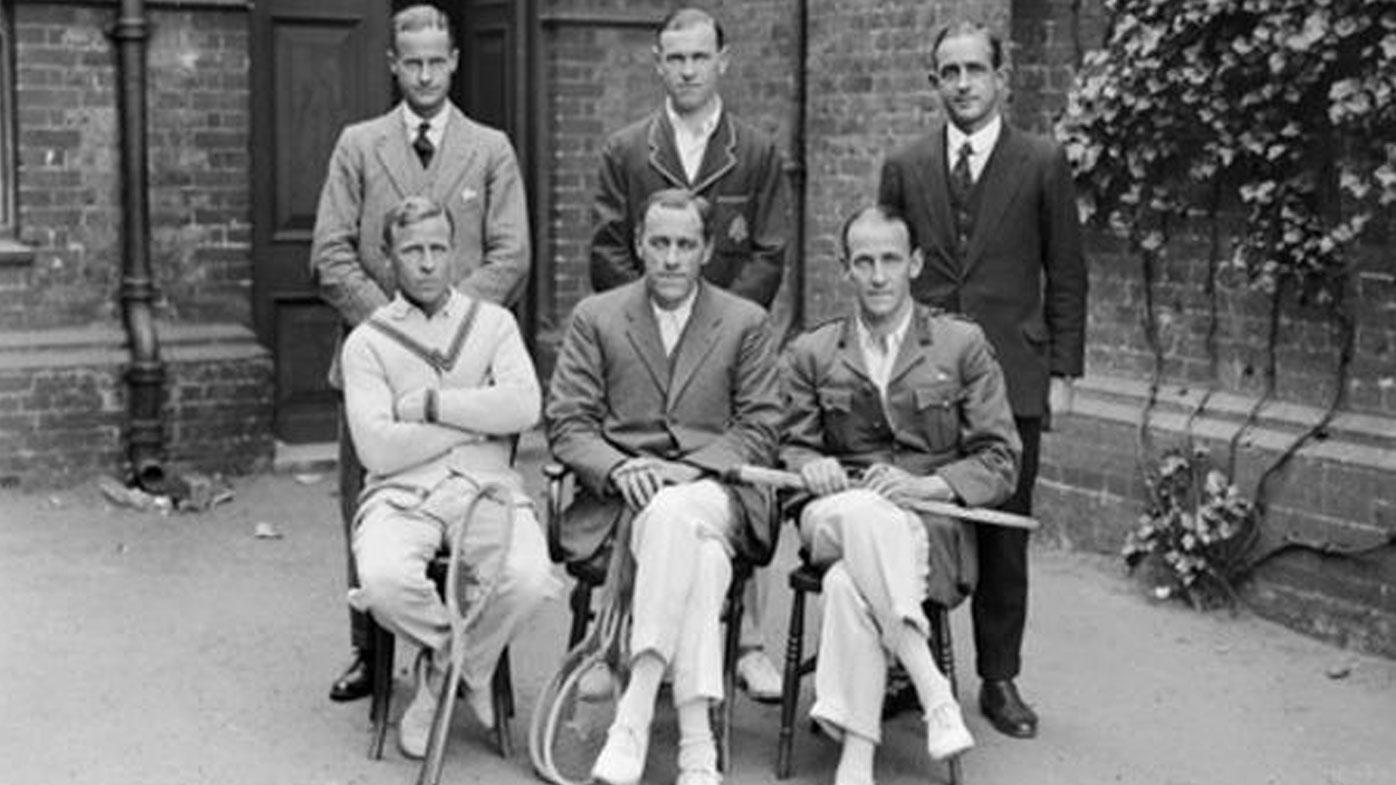 The 1923 Australasian Davis Cup team
