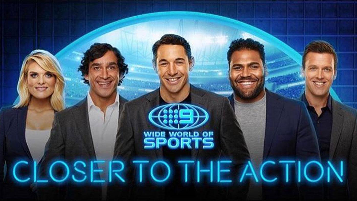 NRL on Nine commentary team