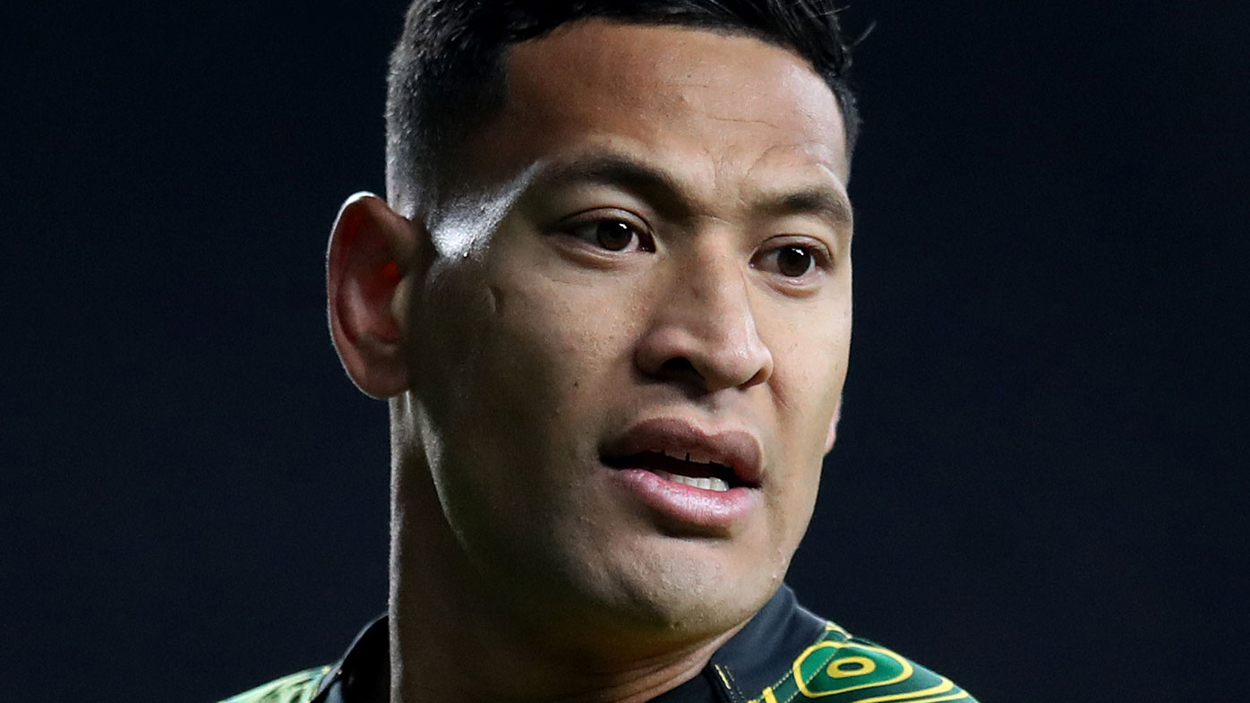 The sick irony in Aussies' Folau response