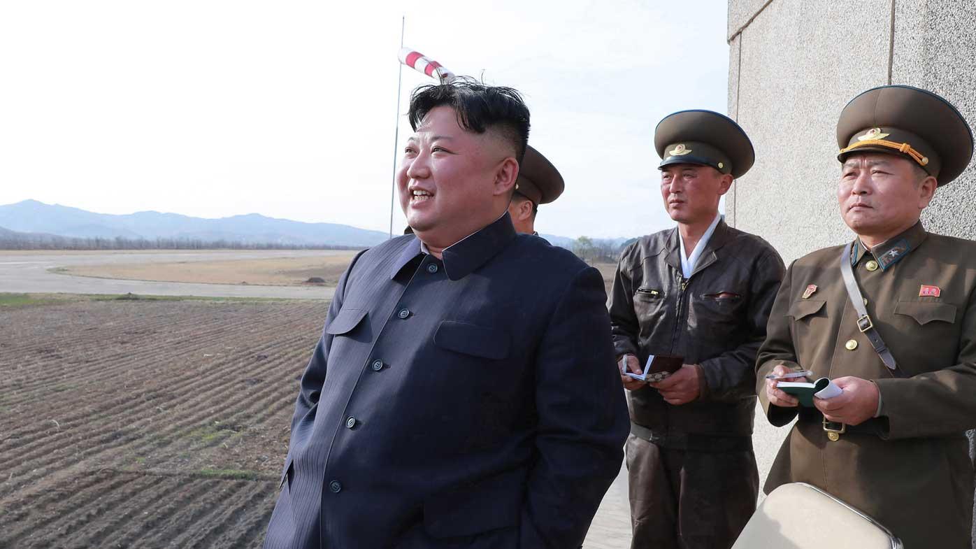 North Korea launches new missile in provocative move