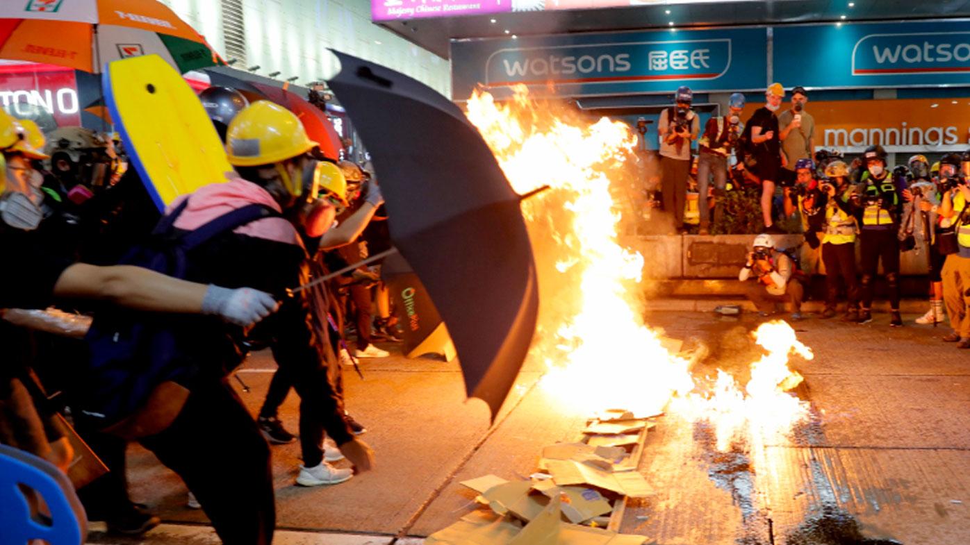 China denies US Navy ship visits to Hong Kong