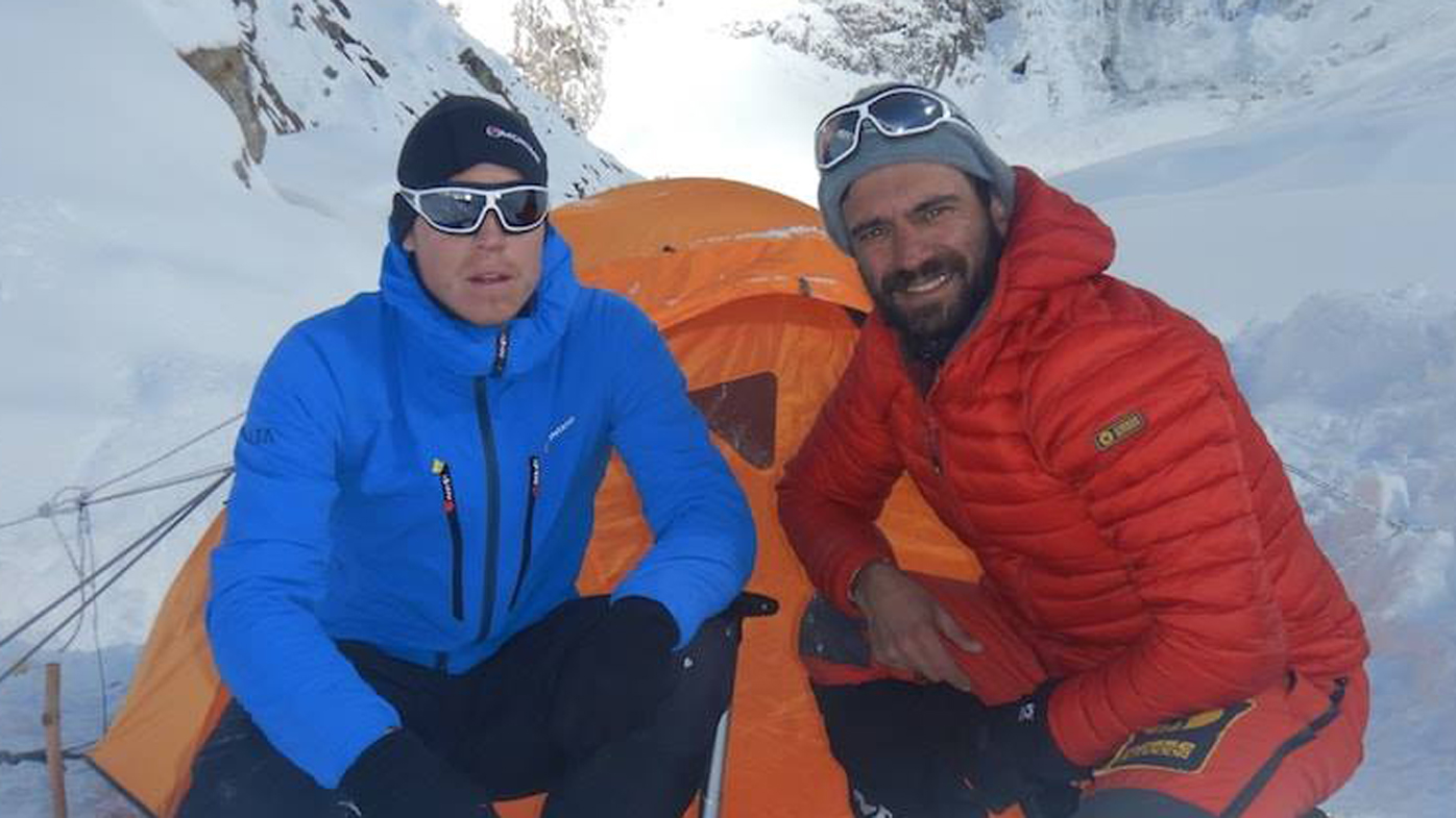 'Silhouettes' spotted in search for missing climbers on Nanga Parbat in Pakistan