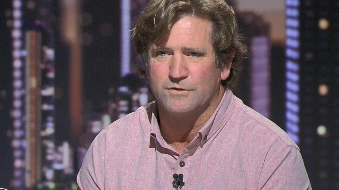 Des Hasler talks relocation on 100% Footy