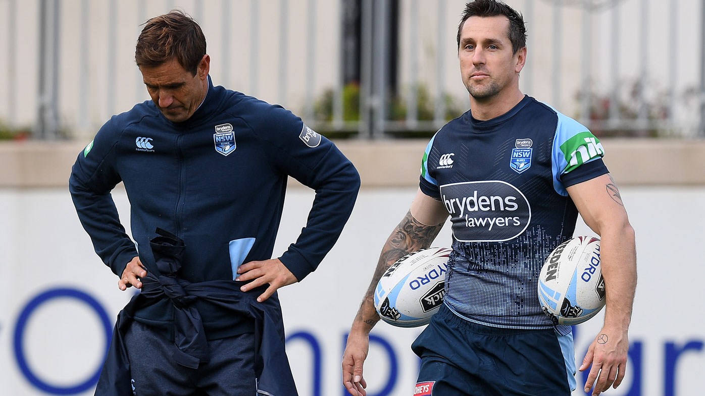 Johns and Pearce in Blues camp