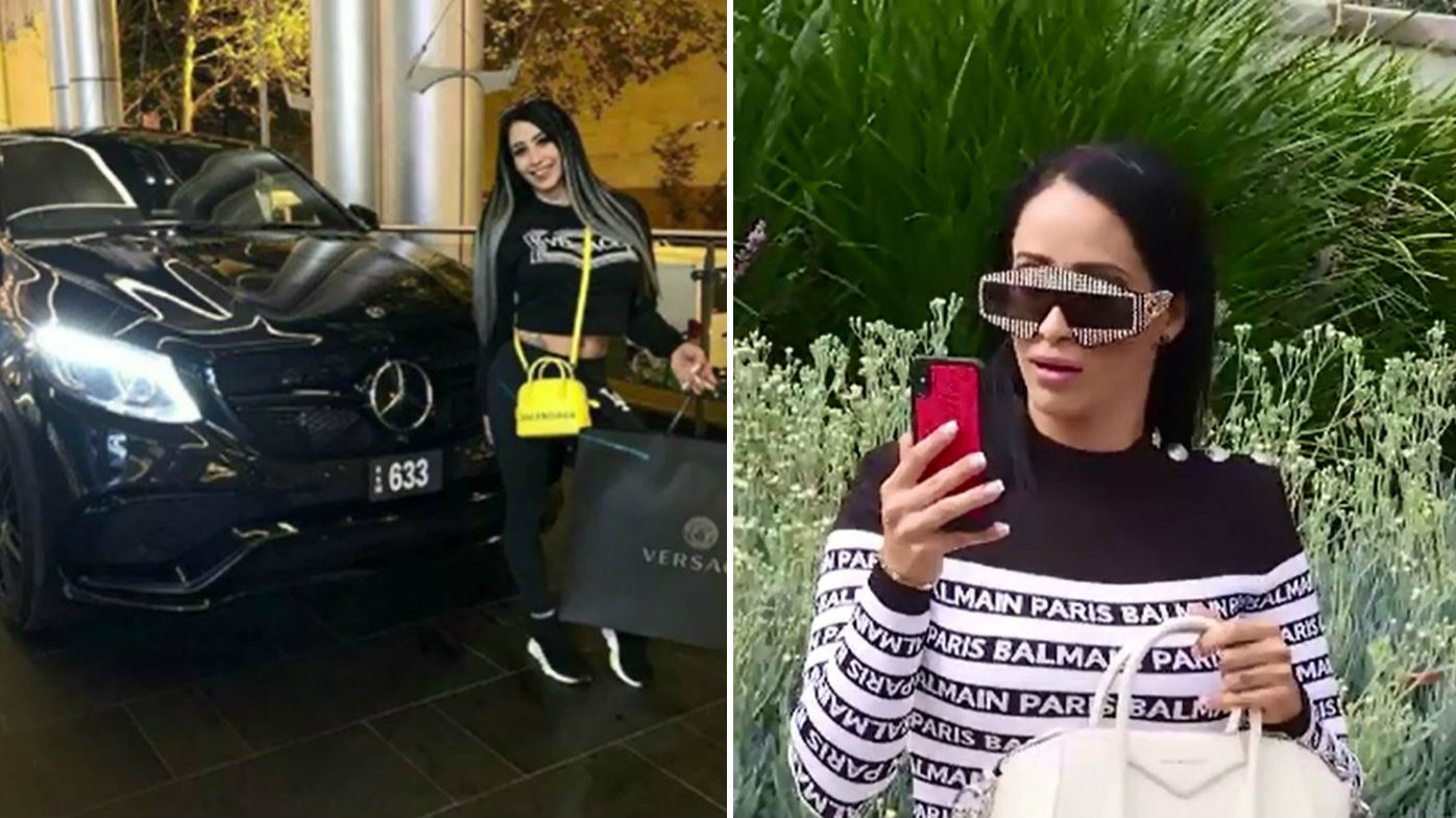 'Mercedes Mum's' Insta posts from court as she faces serious driving charges