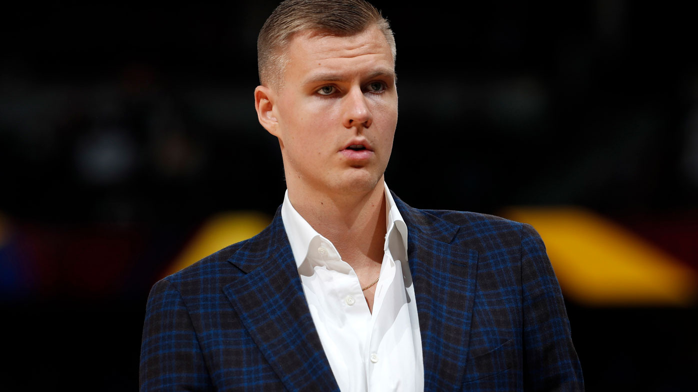 NBA player Kristaps Porzingis 'unequivocally' denies rape allegation