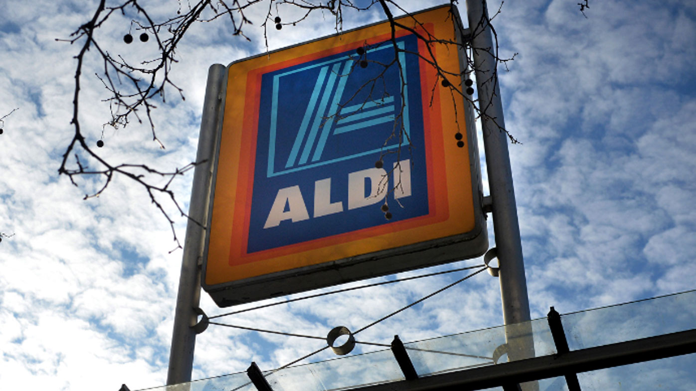 Aldi recalls milk ball products