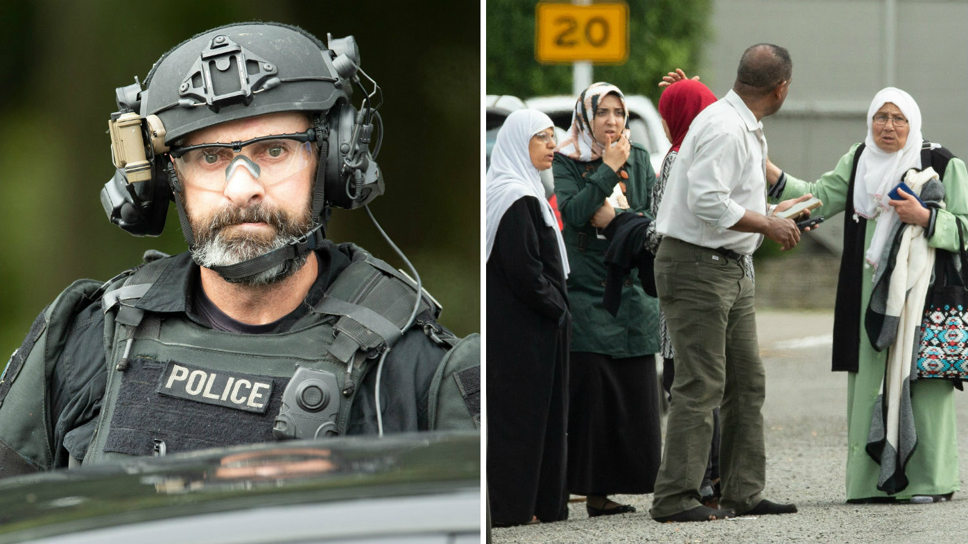 Christchurch Mosque Shooting: Alleged Gunman Brenton