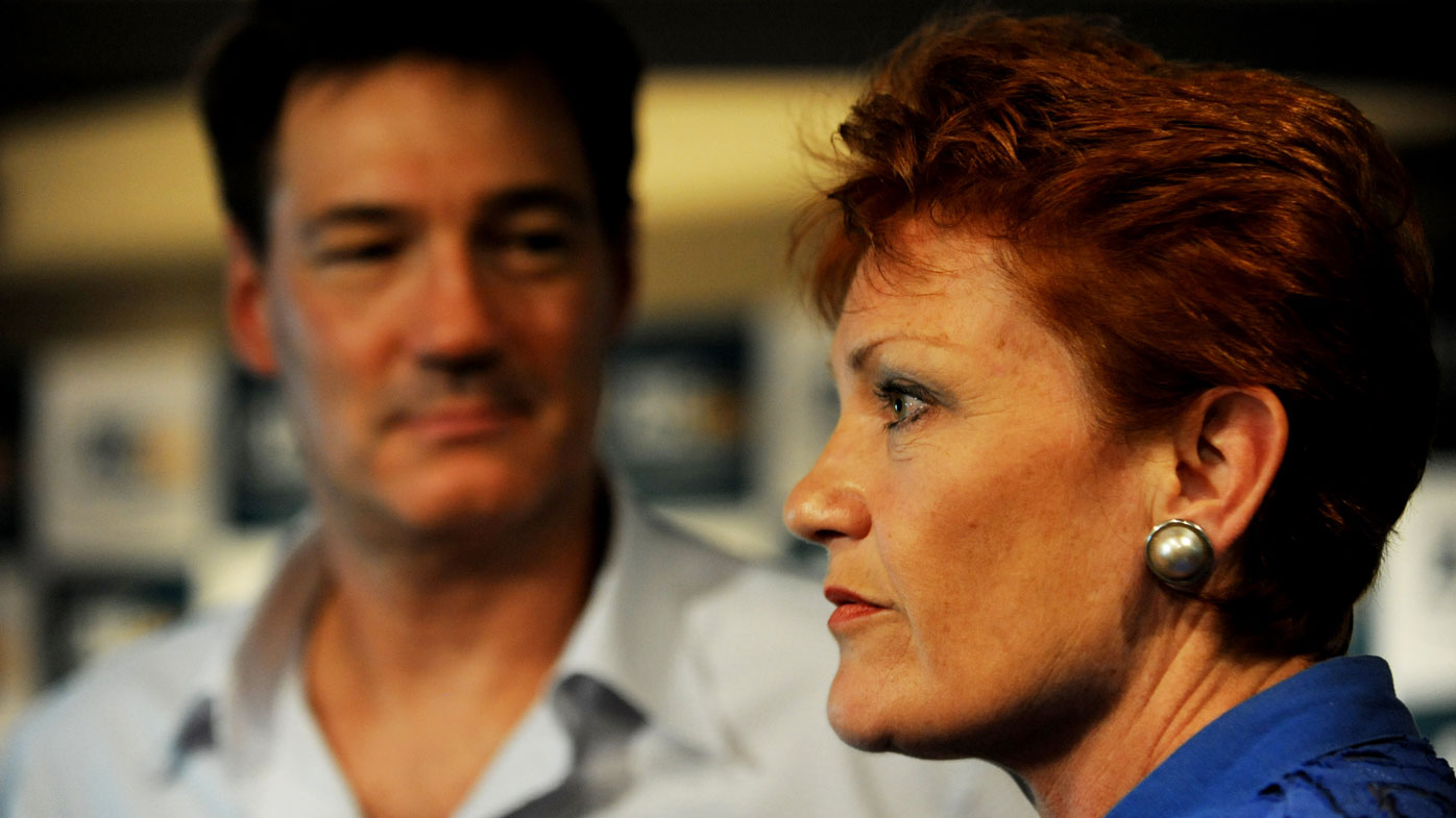Hanson's party co-founder unloads in book