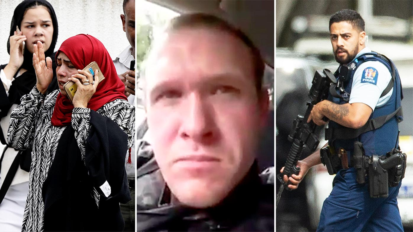 New Zealand Mosque Shooter Livestreamed Killings On Facebook: Transportation, Scott Morrison, Auckland