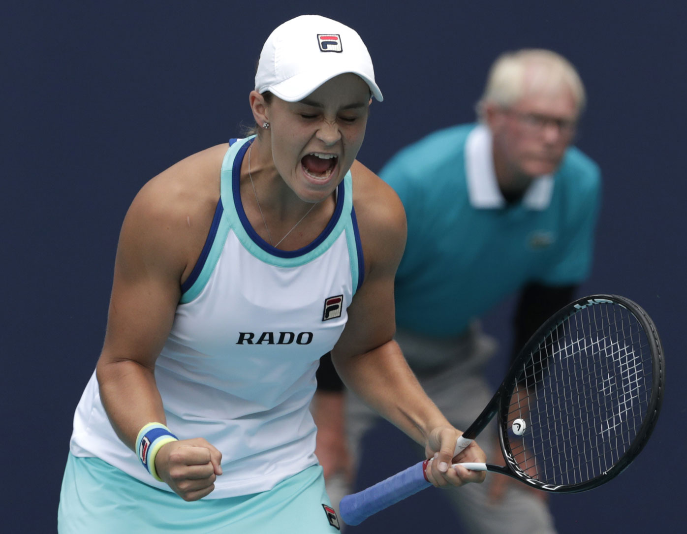 Ash Barty just joined sport's wildest show