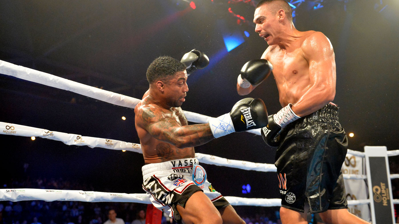 Tim Tszyu knocks out Vassell