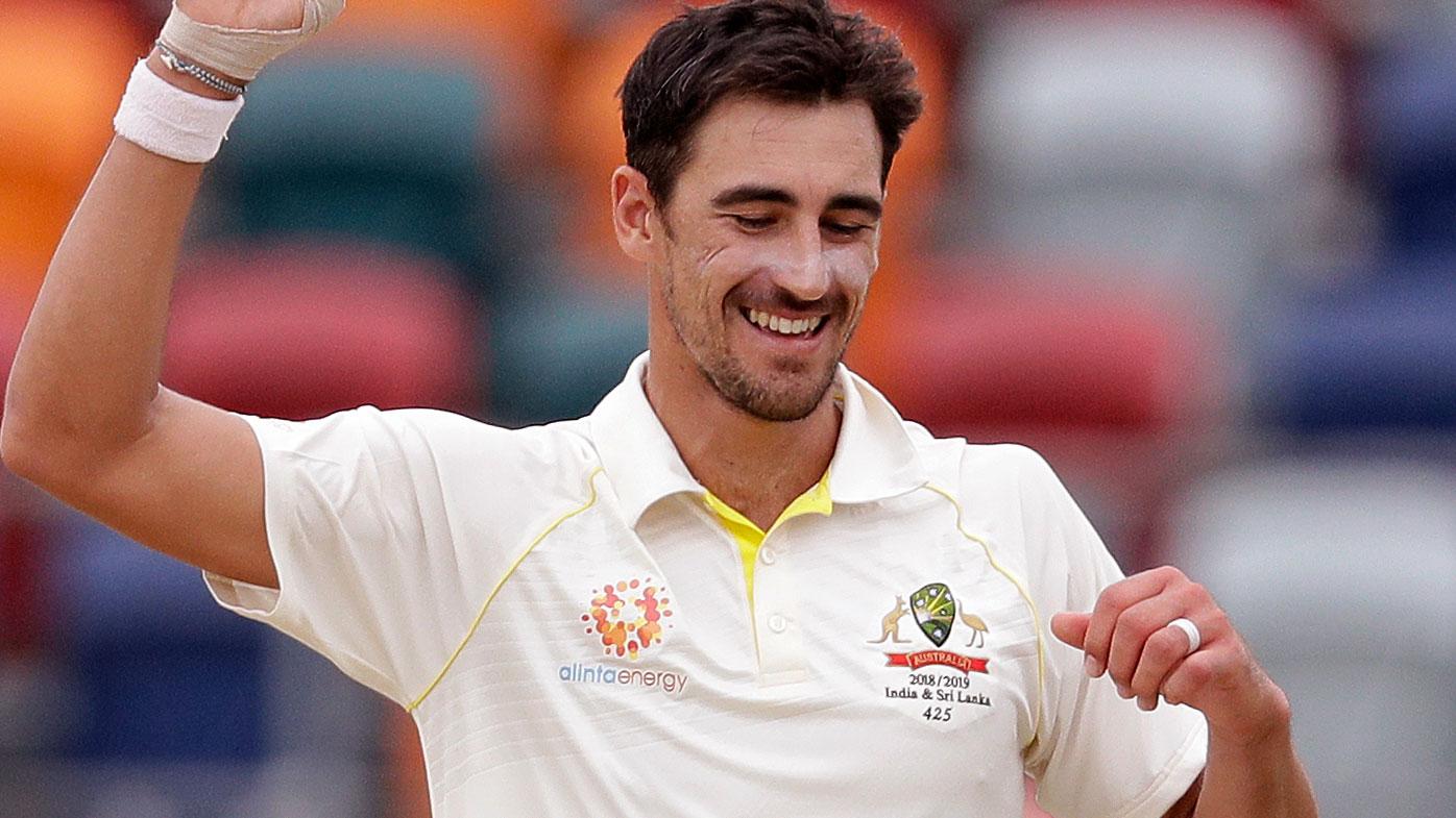 Starc leads Australia to victory over Sri Lanka