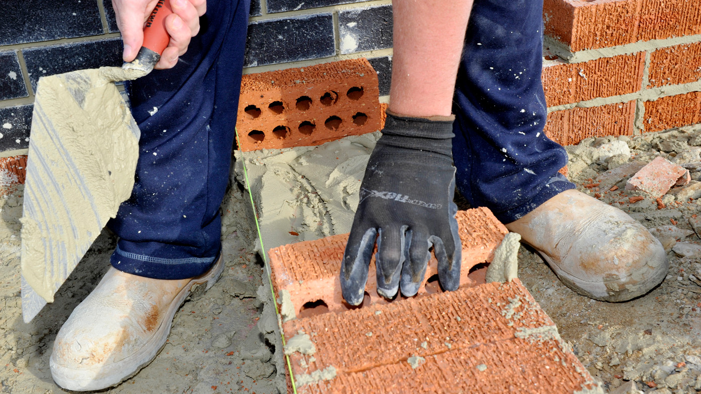 Aspiring bakers and bricklayers are being offered $2000 to take up a trade