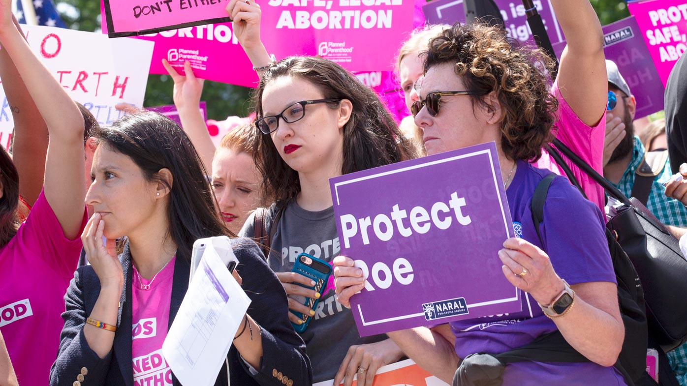Recent US state abortion bans may hand Democrats a political weapon