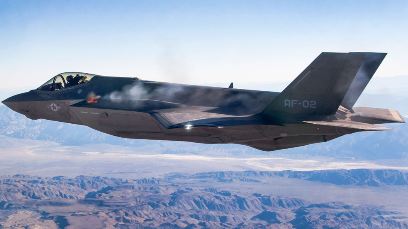 Multi-billion F-35 warplane 'almost unflyable' with new faults