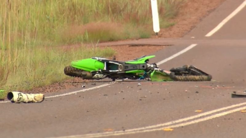 Driver left crash scene where teen was dying to 'wash out hair'