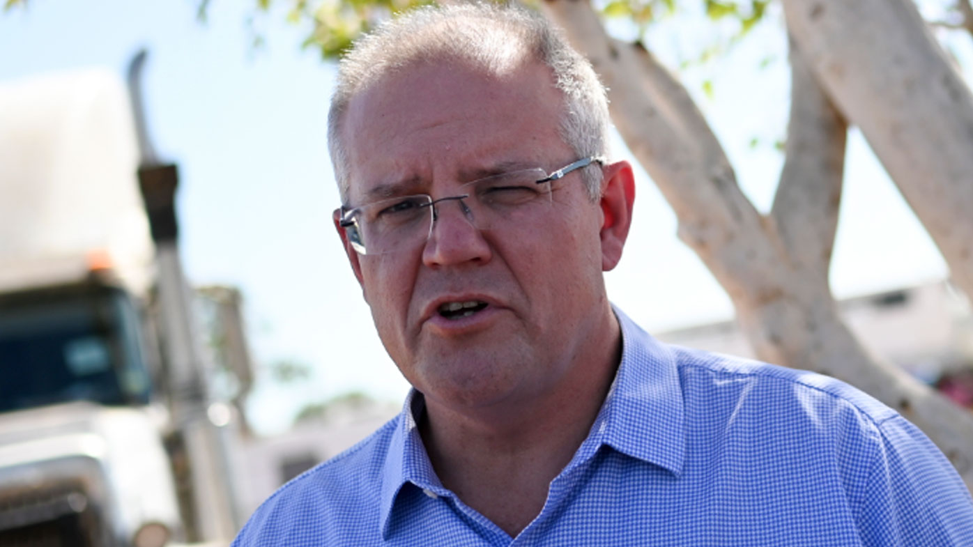 Scott Morrison poised to announce new cabinet line-up