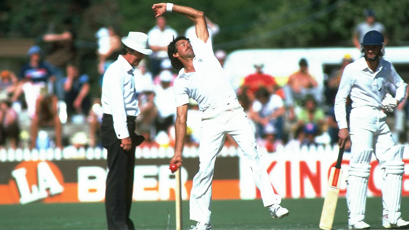 Former Australian spinner Bruce Yardley passes away