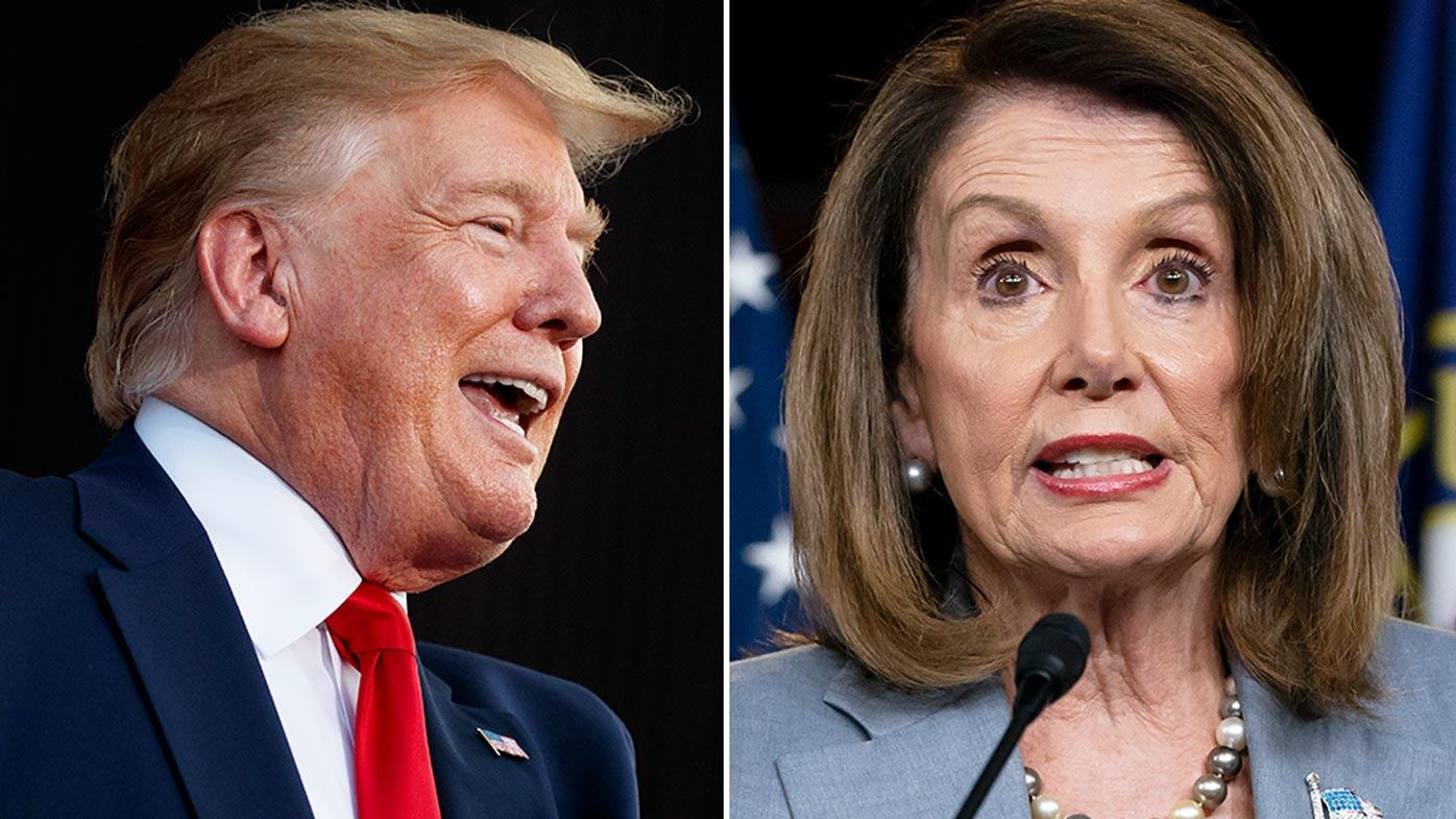 Trump 'impeaching himself through obstruction and ignoring subpoenas'