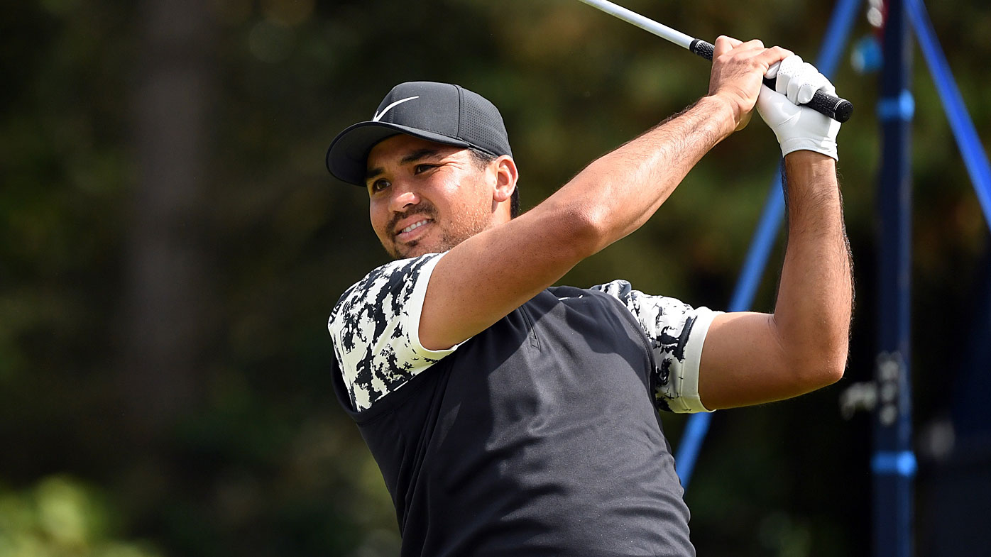 Jason Day at The Open