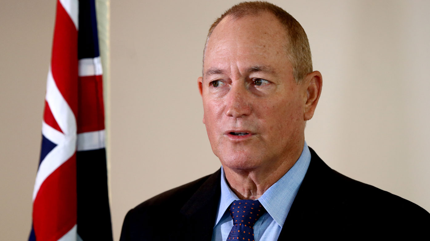 Fraser Anning News: Christchurch Attack: Fraser Anning Will Be Censured Over