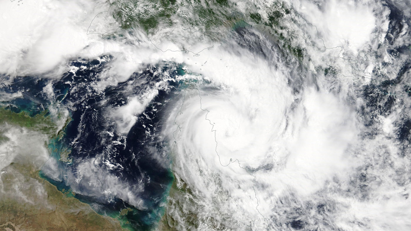 Cyclone Trevor makes 'howling' landfall as Far North