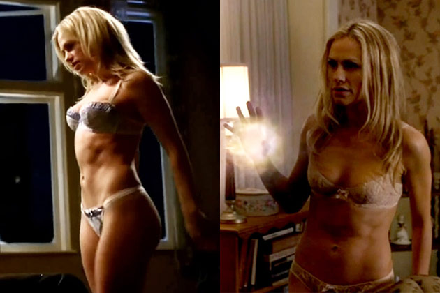 hot police woman nude