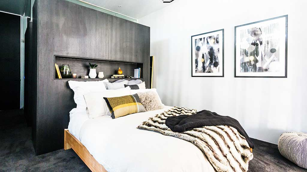 Master reveal this dream life for The block master bedrooms