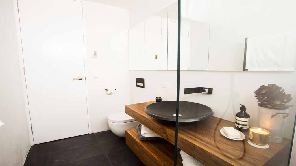 The Block Triple Threat Bathroom Reveals
