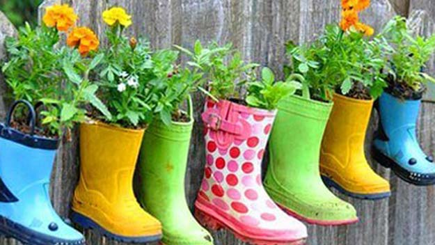 Cheap And Easy Kids Gardening Projects 9homes