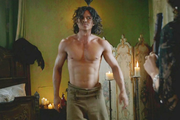 Too ripped for TV! Never Tear Us Apart's Luke Arnold on ...