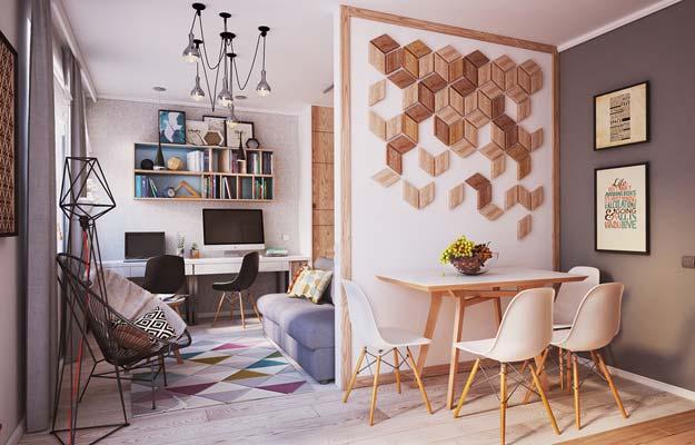 Studio Apartment Renovation tiny-apartment renovation hacks - 9homes
