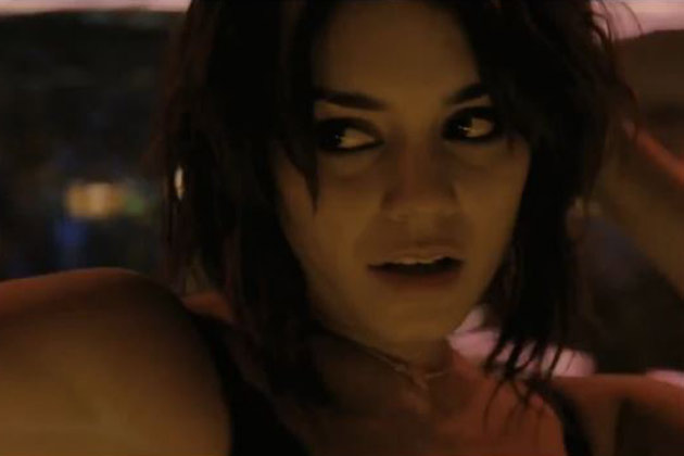 Vanessa hudgens sexy pole dancing in the frozen ground clip the