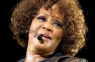 Whitney Houston. (AAP)