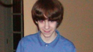 Adam Lanza as a teenager. (ABC News)