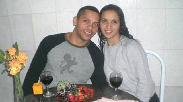 Fabio Jefferson Maciel and Geise Guimaraes.
