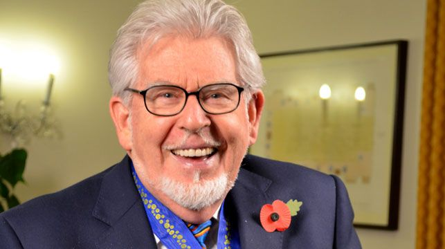 Rolf Harris in November last year. (AAP)