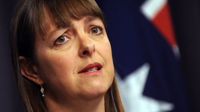 Former attorney-general Nicola Roxon. (AAP)