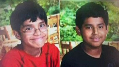 Marco Zavala, 11, and his brother Eduardo, 12, were both killed by their father. (WSVN-TV)