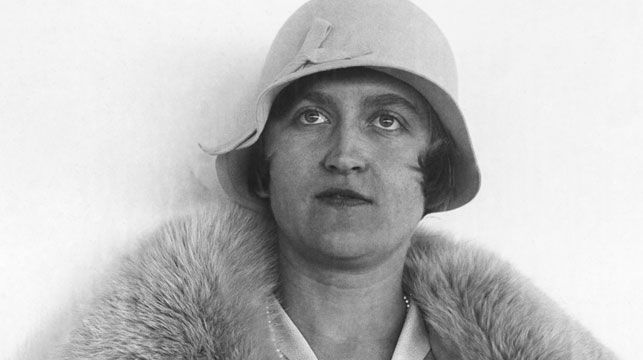 Copper heiress Huguette Clark in 1930. (AAP)
