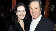Nigella Lawson and her husband Charles Saatchi.