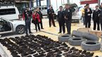 Chinese customs seize huge haul of bear paws