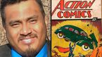 US home owner David Gonzalez and his $100k Action Comics discovery.