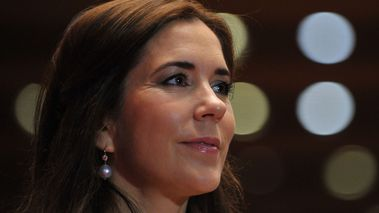 Denmark's Crown Princess Mary (AFP/Getty Images)