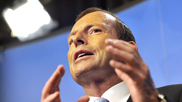 Prime Minister Tony Abbott (Getty)