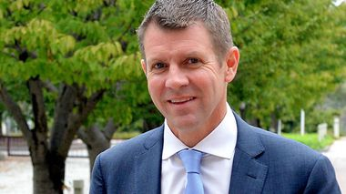 NSW Treasurer Mike Baird. (AAP)